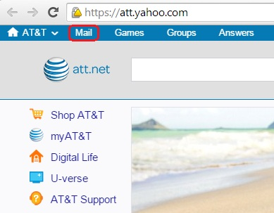 AT&T email