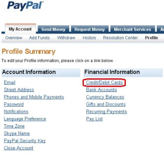 Paypal Ie Login