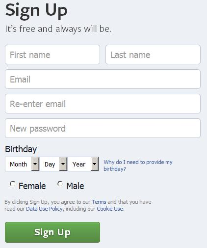 Dating sites with facebook login
